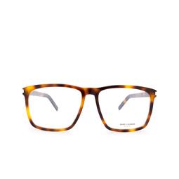 Saint Laurent® Eyeglasses: SL 435 SLIM color Havana 002.