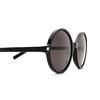 Saint Laurent® Round Sunglasses: SL 450 color Black 001 - product thumbnail 3/3.