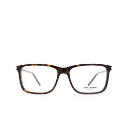 Saint Laurent® Eyeglasses: SL 454 color Havana 002.