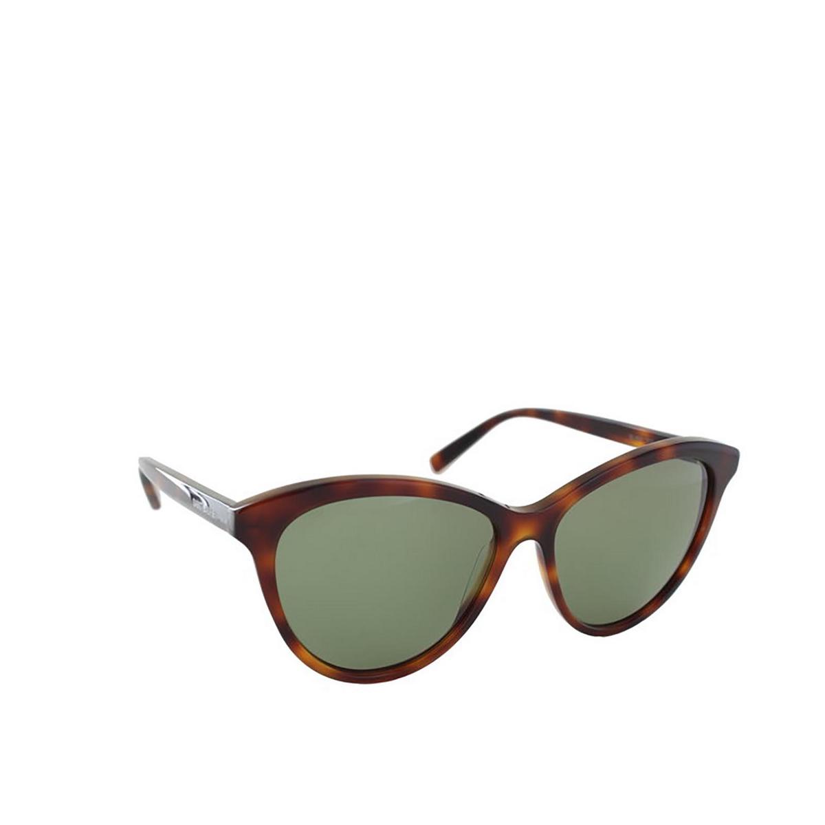 Saint Laurent® Cat-eye Sunglasses: SL 456 color Havana 002 - three-quarters view.