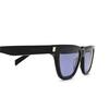Saint Laurent® Cat-eye Sunglasses: Sulpice SL 462 color Black 010 - product thumbnail 3/3.
