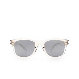 Saint Laurent® Sunglasses: SL 51-B SLIM color Beige 006.