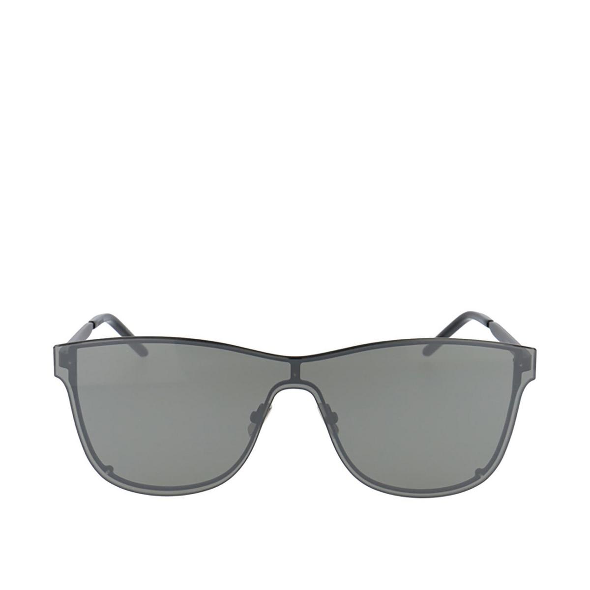 Saint Laurent® Mask Sunglasses: SL 51 OVER MASK color Black 003 - front view.