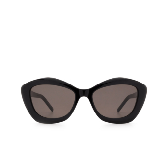 Saint Laurent® Butterfly Sunglasses: SL 68 color Black 001.
