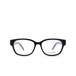 Saint Laurent® Eyeglasses: SL M35 color Black 001.
