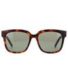 Saint Laurent® Square Sunglasses: SL M40 color Havana 005 - product thumbnail 1/3.