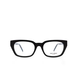 Saint Laurent® Eyeglasses: SL M48 color Black 001.