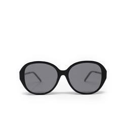 Saint Laurent® Sunglasses: SL M48S_B/K color Black 003.