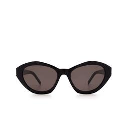 Saint Laurent® Sunglasses: SL M60 color Black 001.