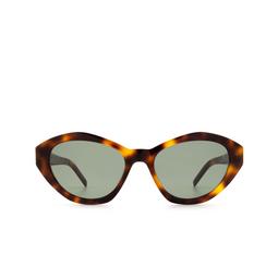 Saint Laurent® Sunglasses: SL M60 color Havana 003.
