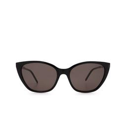 Saint Laurent® Sunglasses: SL M69 color Black 001.