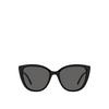 Saint Laurent® Cat-eye Sunglasses: SL M70 color Black 001 - product thumbnail 1/2.