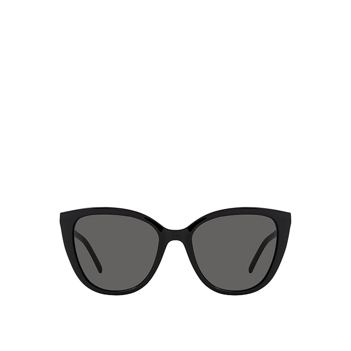 Saint Laurent® Cat-eye Sunglasses: SL M70 color Black 001 - 1/2.