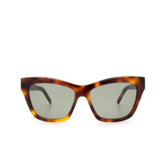 Saint Laurent® Cat-eye Sunglasses: SL M79 color Havana 002.