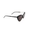 Saint Laurent® Cat-eye Sunglasses: SL M81 color Black 001 - product thumbnail 2/3.
