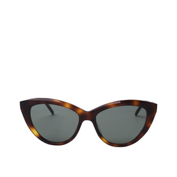 Saint Laurent® Cat-eye Sunglasses: SL M81 color Havana 003.