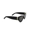 Saint Laurent® Cat-eye Sunglasses: SL M94 color Black 001 - product thumbnail 2/3.
