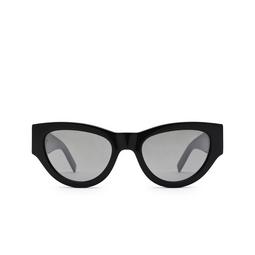 Saint Laurent® Cat-eye Sunglasses: SL M94 color Black 002.