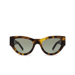Saint Laurent® Cat-eye Sunglasses: SL M94 color Havana 003.