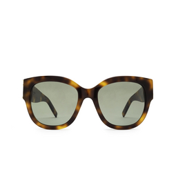 Saint Laurent® Butterfly Sunglasses: SL M95/F color Havana 003.