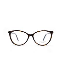 Saint Laurent® Eyeglasses: SL 261 color Havana 002.