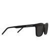 Saint Laurent® Square Sunglasses: SL 318 color Black 001 - product thumbnail 2/3.