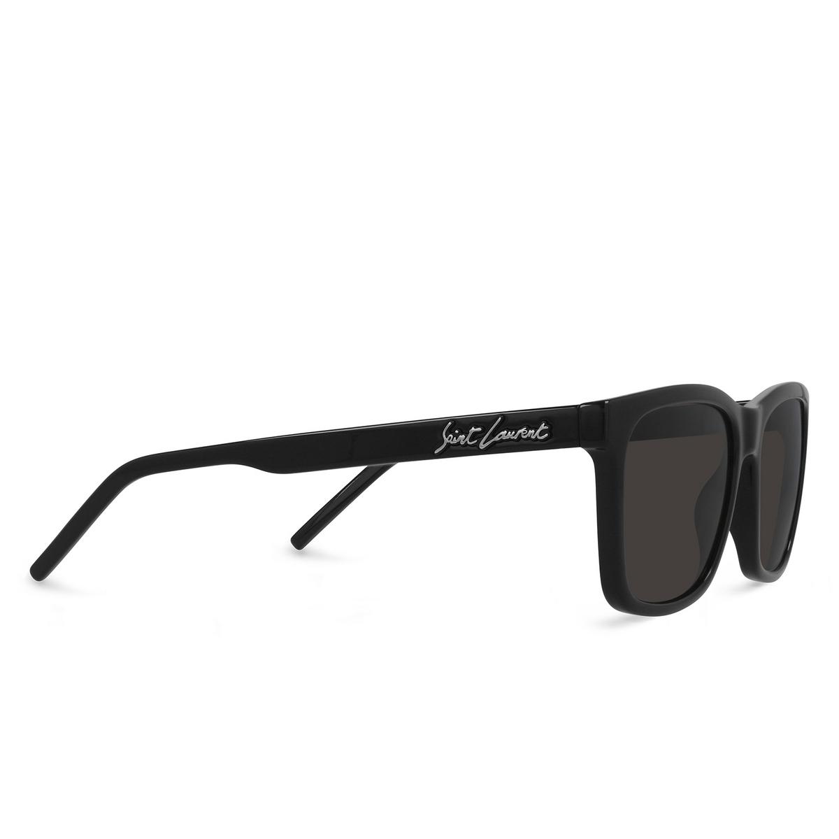 Saint Laurent® Square Sunglasses: SL 318 color Black 001 - 2/3.