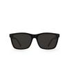 Saint Laurent® Square Sunglasses: SL 318 color Black 001 - product thumbnail 1/3.