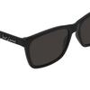 Saint Laurent® Square Sunglasses: SL 318 color Black 001 - product thumbnail 3/3.
