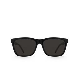 Saint Laurent® Square Sunglasses: SL 318 color Black 001.