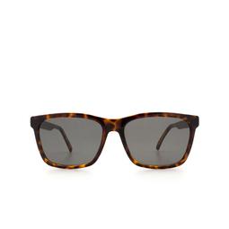 Saint Laurent® Square Sunglasses: SL 318 color Havana 002.