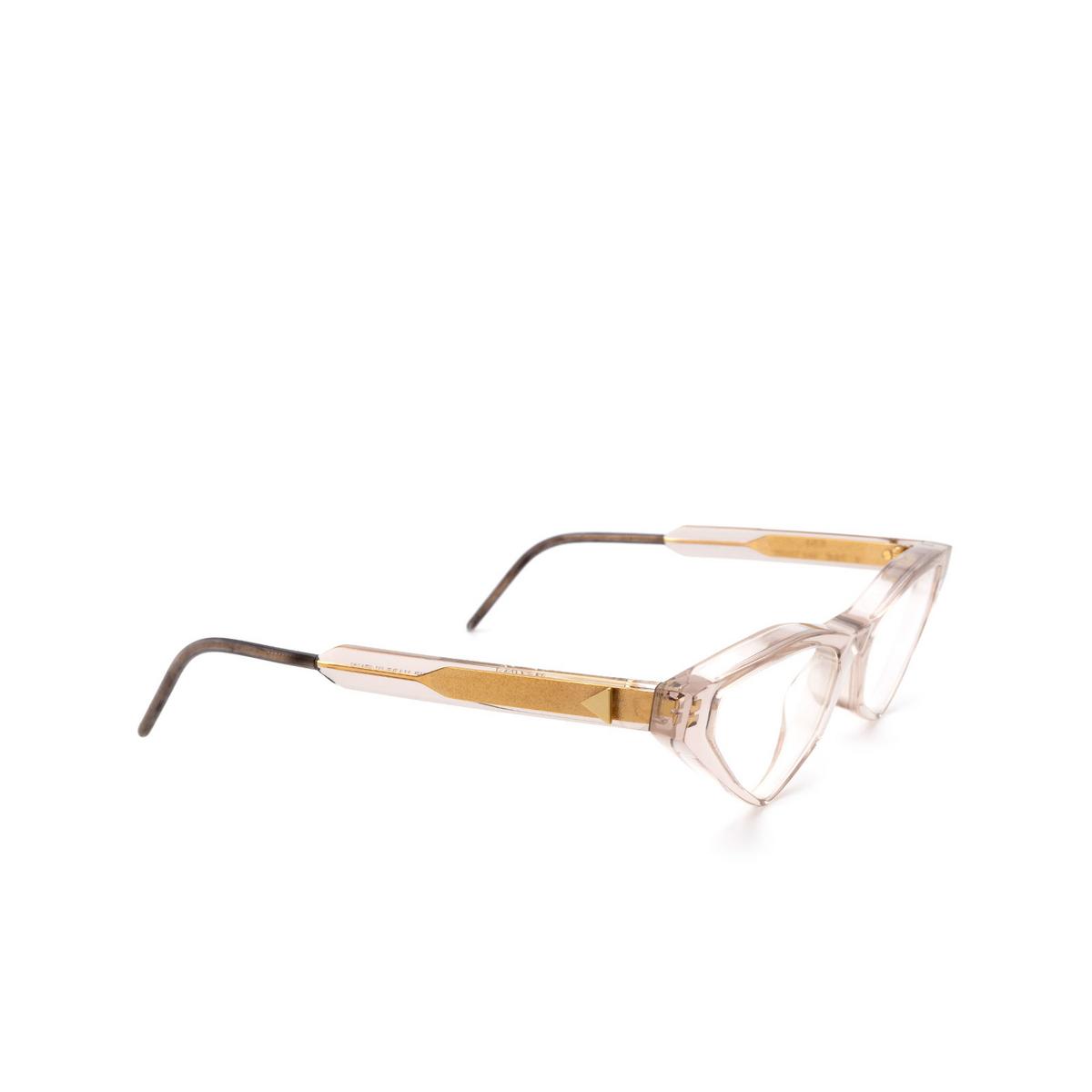 Soya® Cat-eye Eyeglasses: Ann Opt color Transparent Beige Bgev.