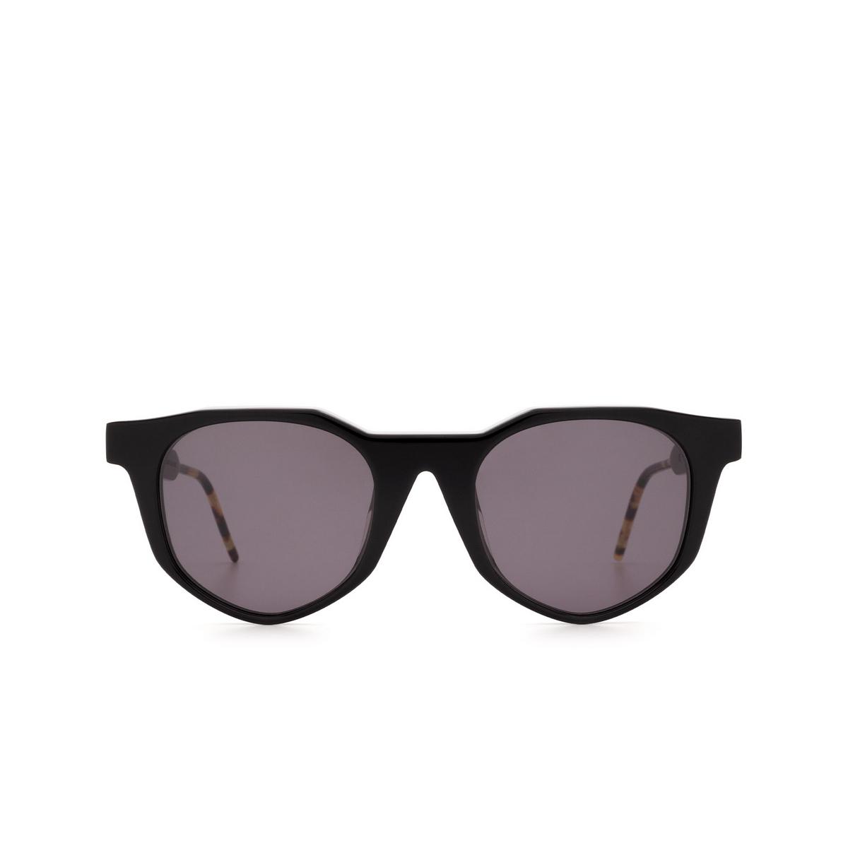 Soya® Irregular Sunglasses: Evan color Shiny Black Blk-fs.