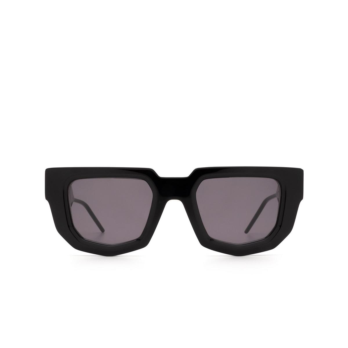 Soya® Irregular Sunglasses: Jared color Shiny Black Blk-fs.