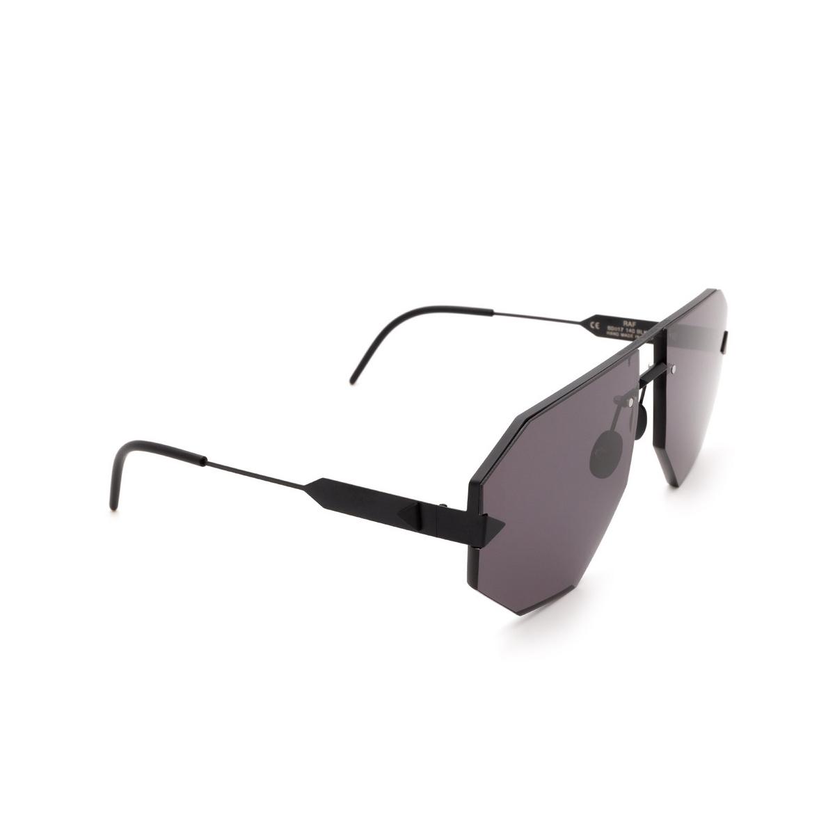 Soya® Irregular Sunglasses: Raf color Matte Black Blk-fs.