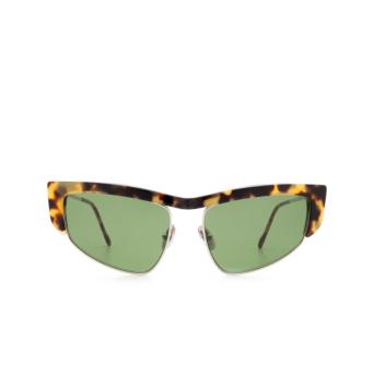 Sportmax® Cat-eye Sunglasses: SM0016 color Havana 55N.