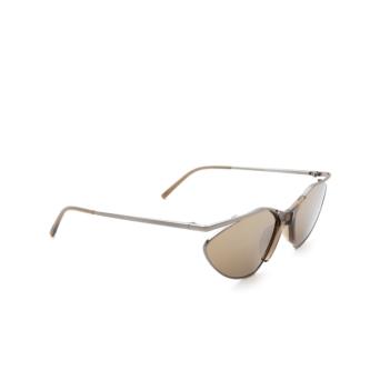Sportmax® Cat-eye Sunglasses: SM0019 color Grey 20G.