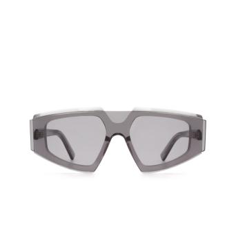 Sportmax® Irregular Sunglasses: SM0022-H color Grey 20A.