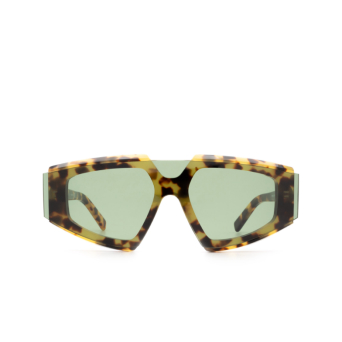 Sportmax® Irregular Sunglasses: SM0022-H color Havana 55N.