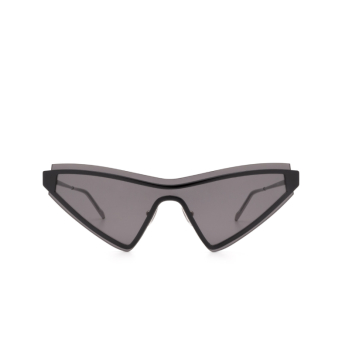 Sportmax® Cat-eye Sunglasses: SM0024 color Shiny Black 01A.
