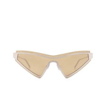 Sportmax® Cat-eye Sunglasses: SM0024 color Grey 51G.