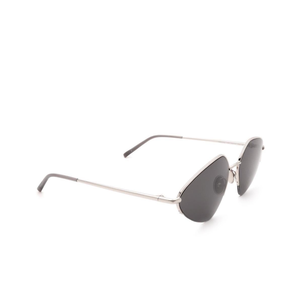 Sportmax® Irregular Sunglasses: SM0032 color Grey 16A.
