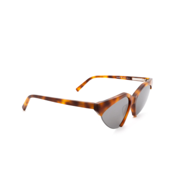 Sportmax® Irregular Sunglasses: SM0035 color Havana 53C.