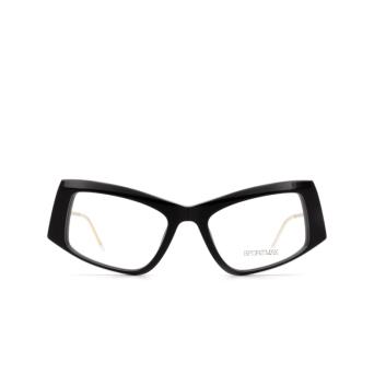 Sportmax® Square Eyeglasses: SM5005 color Black 001.
