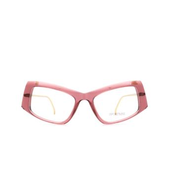 Sportmax® Square Eyeglasses: SM5005 color Bordeuax 069.