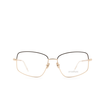 Sportmax® Square Eyeglasses: SM5008 color Light Gold 032.