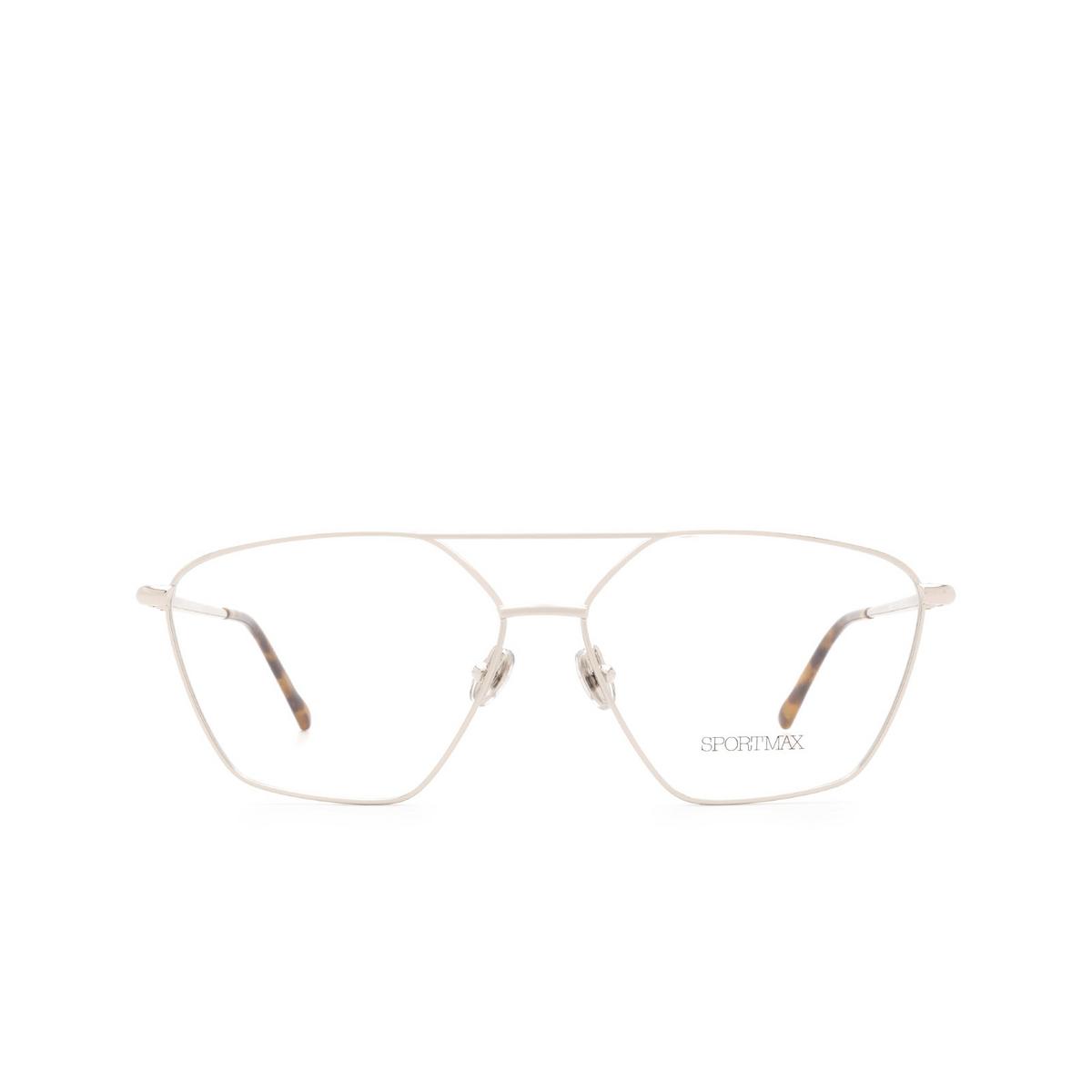 Sportmax® Irregular Eyeglasses: SM5009 color Grey 016.