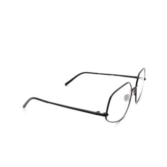 Sportmax® Square Eyeglasses: SM5010 color Black 001.