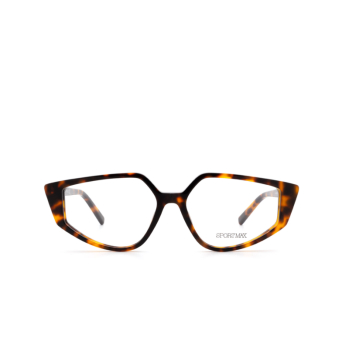 Sportmax® Irregular Eyeglasses: SM5016 color Dark Havana 052.