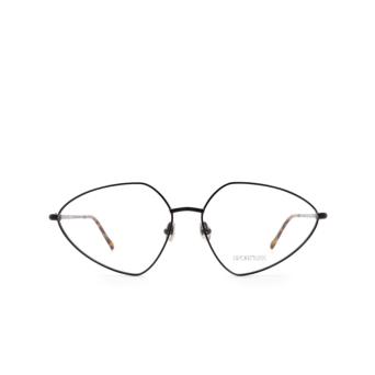 Sportmax® Irregular Eyeglasses: SM5019 color Black 001.
